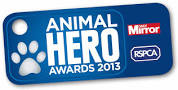 Animal Hero Awards 2013