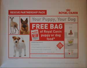 Rescue pack Royal Canin 002