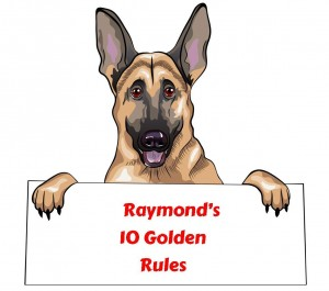 Raymond's 10 Golden Rules